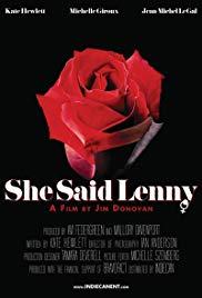 She Said Lenny