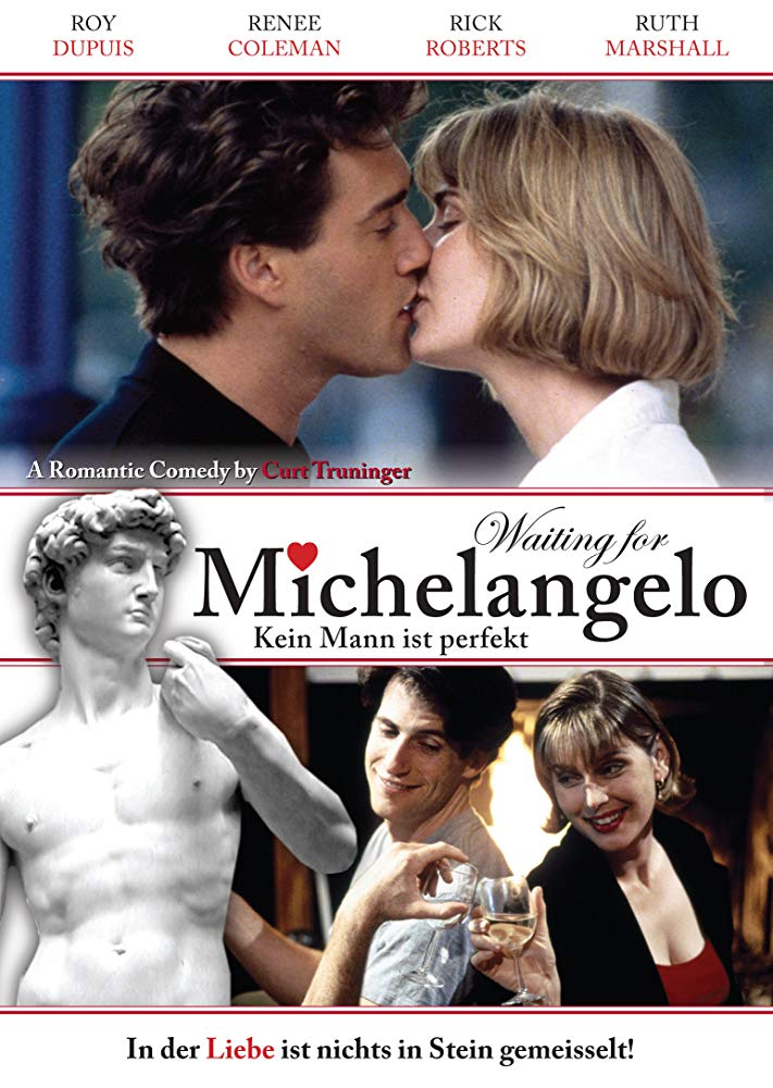 Waiting for Michelangelo